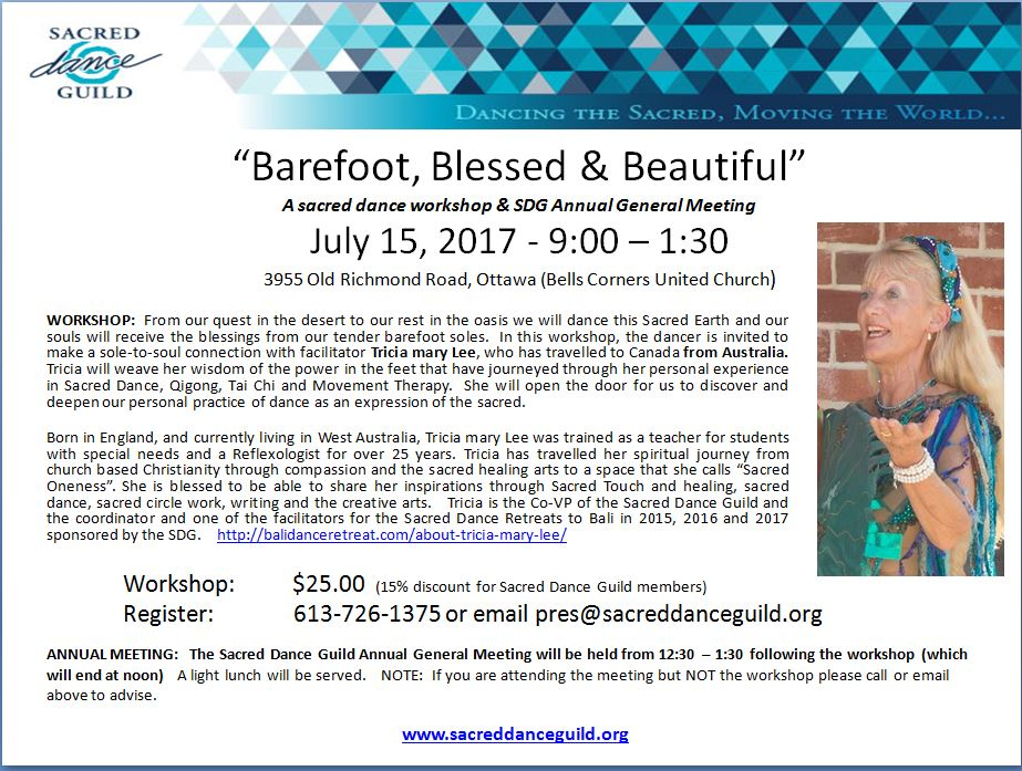 Barefoot, Blessed & Beautiful and AGM