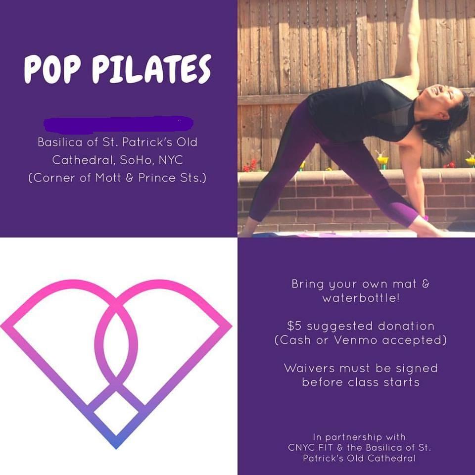 Jessica Pop Pilates