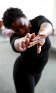 Dance is an outward practice that helps us travel inward.