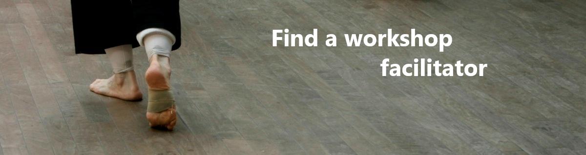 Find a Workshop Facilitator