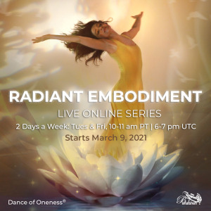 Radiant Embodiment Instagram